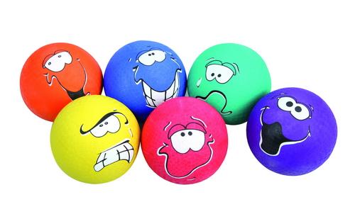 Emotie ballen-6 stuks