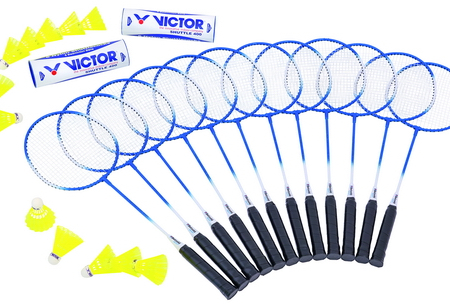 Badminton school set