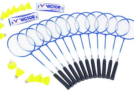 Badminton school set