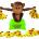Monkey Banana Rekenspel