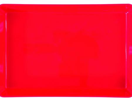 Sorteerschaal, klein-rood