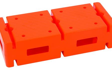 Baksteen, oranje