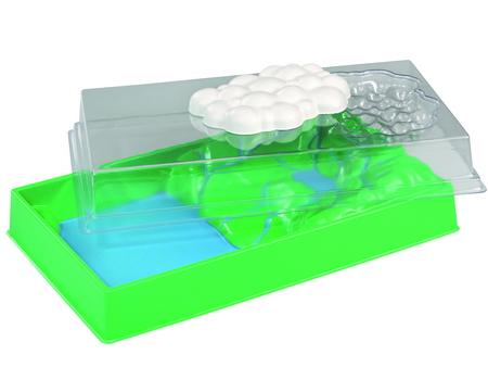 Water kringloop, simulator, 12 x 51 x 31
