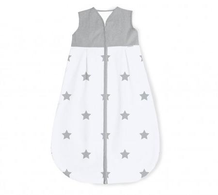 Slaapzak Summer Star grijs OEKO-TEX® 110cm